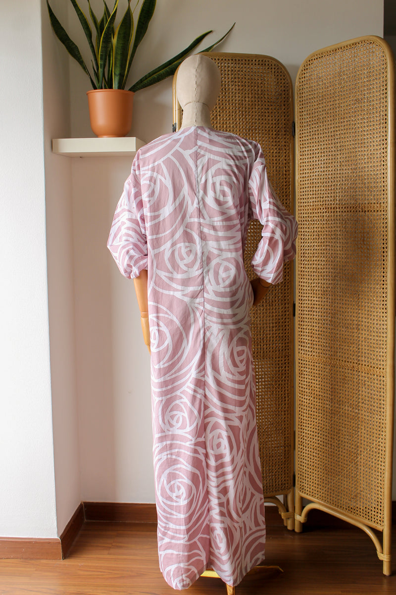 Kurung Maxi Dress - FERN