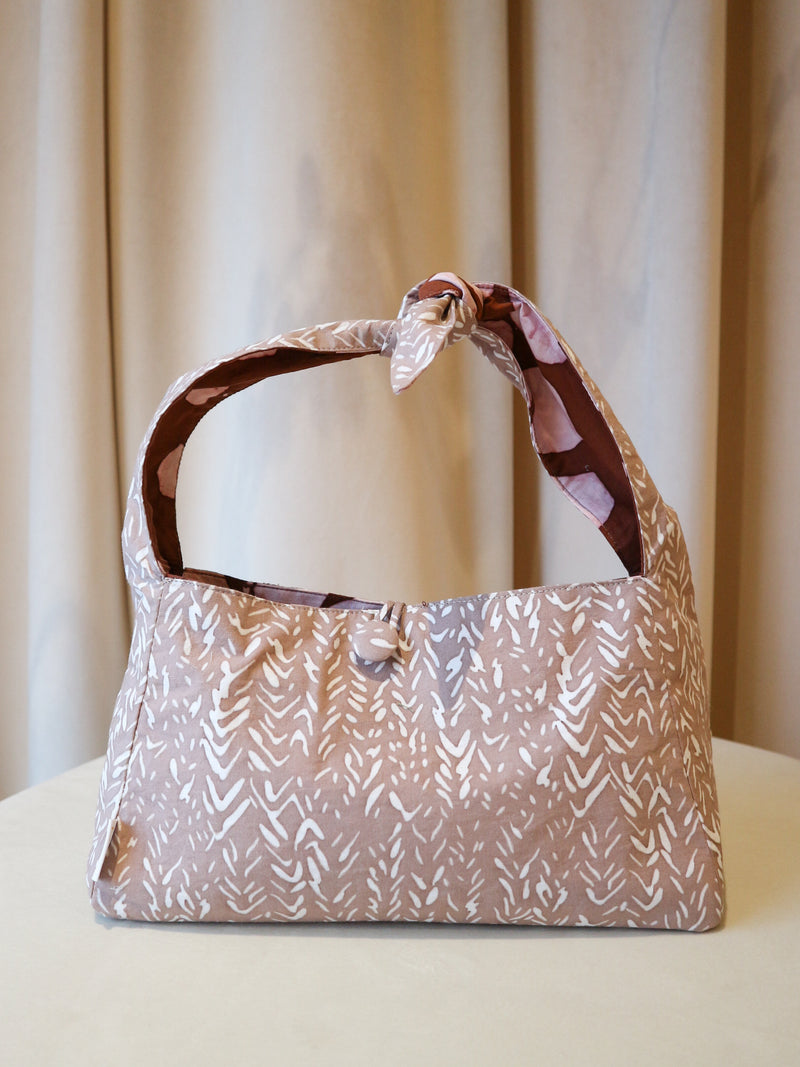 Ming Reversible Bag - FERN
