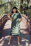 Palmira Dress - FERN