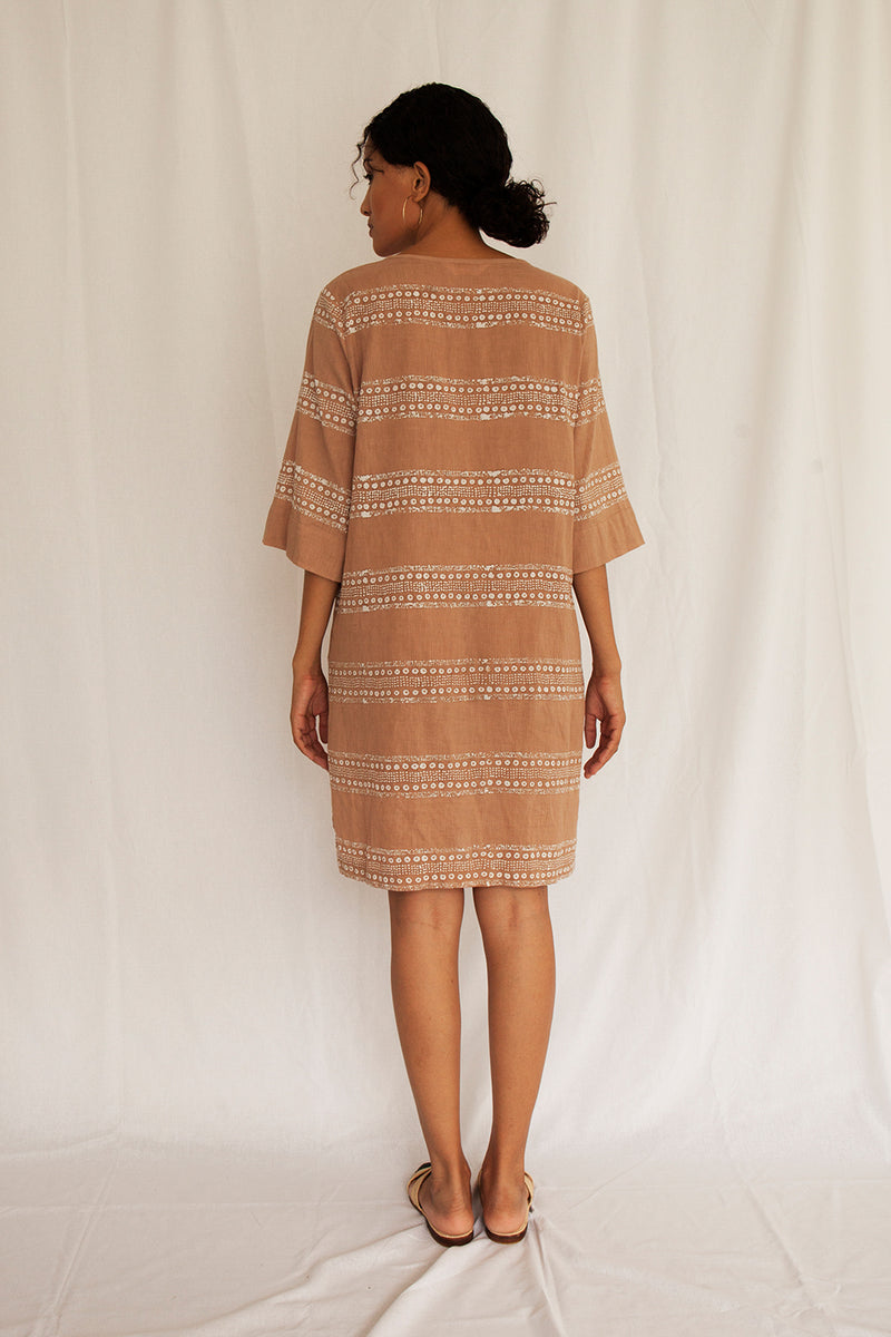 Iniko Dress - FERN
