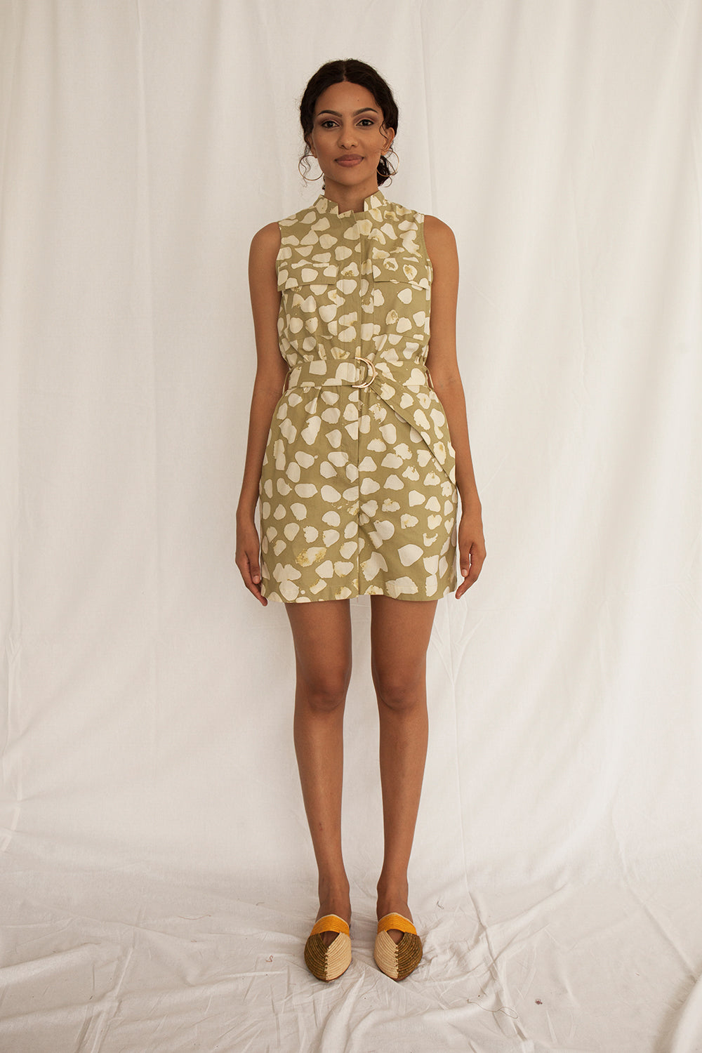 Falala Playsuit - FERN