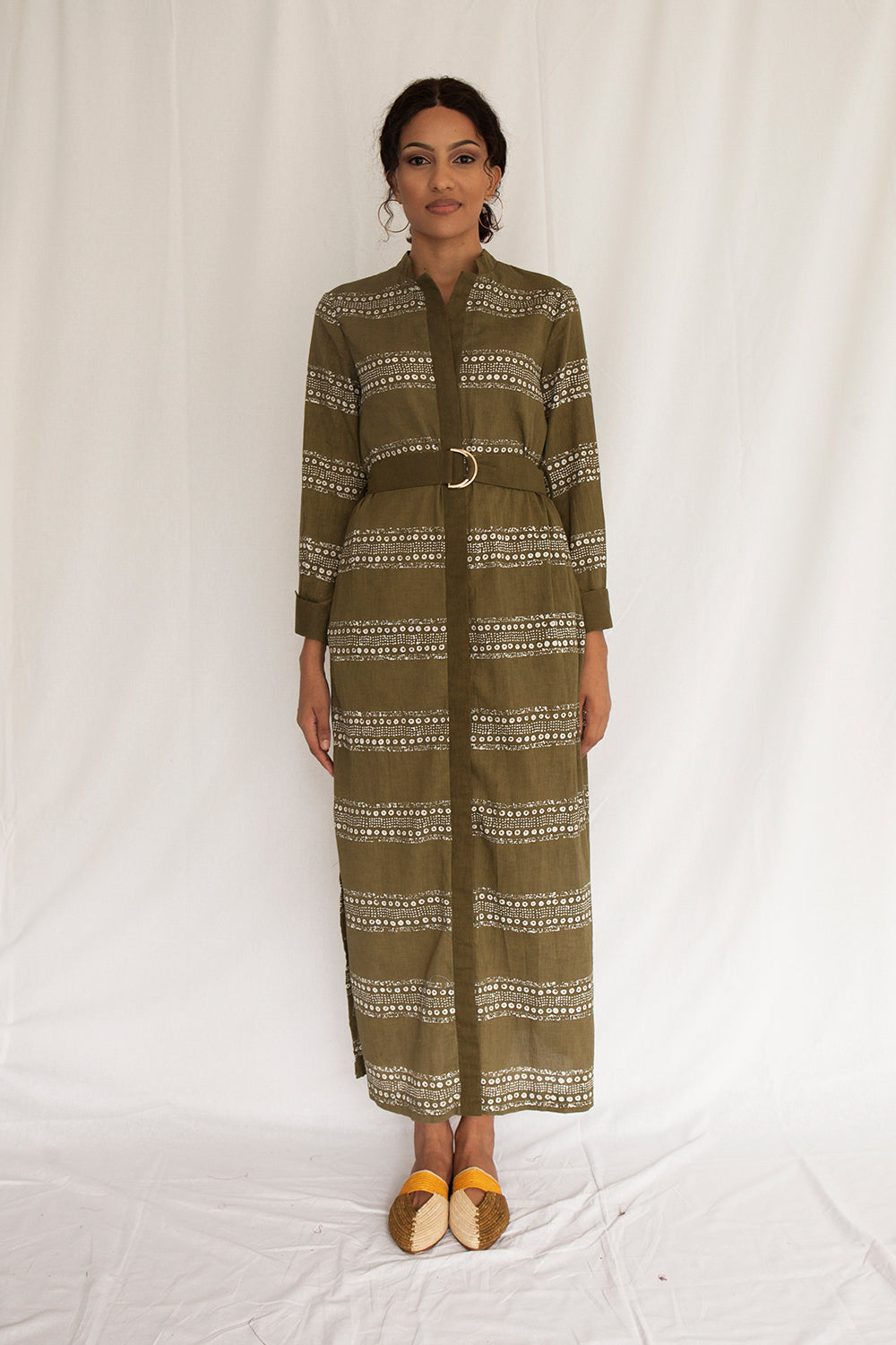 Feechi Dress - FERN