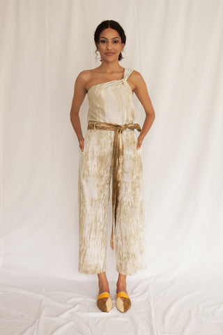 Maha Toga Top (Cotton Silk)