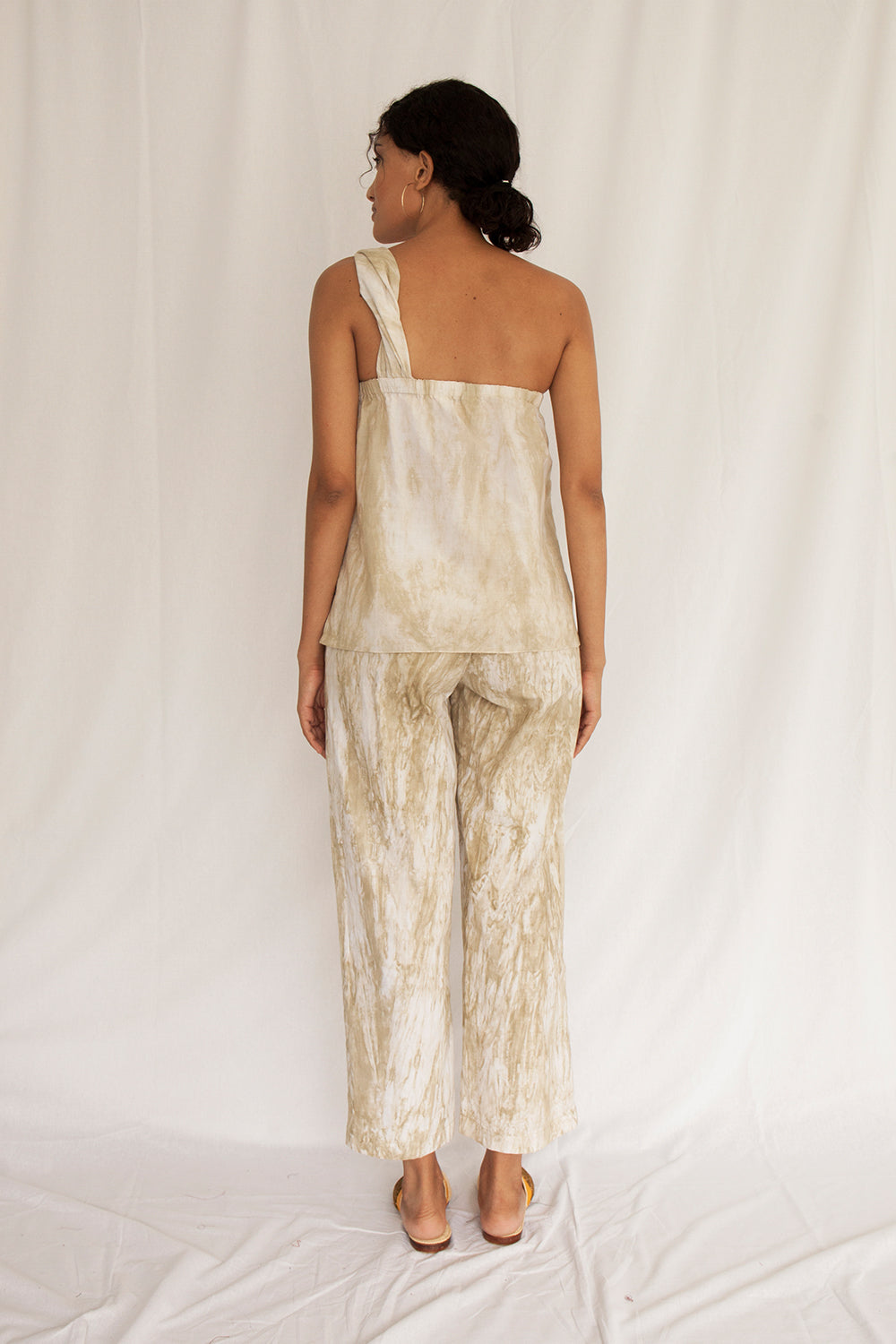 Maha Toga Top (Cotton) - FERN