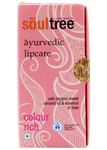 Organic Lipstick - Red, Soul Tree (1shade)