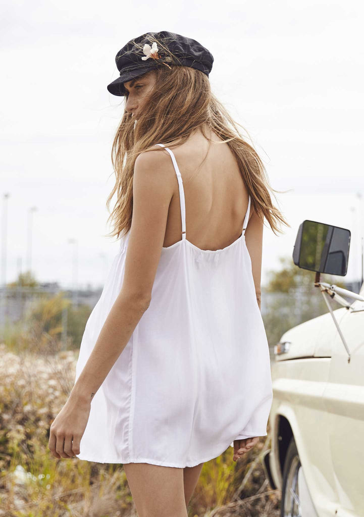 Auguste Open Road Desert Sun Dress Back View