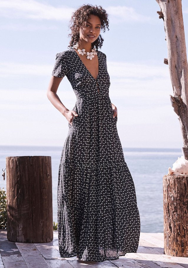 Auguste Bella Maxi Dress - Front View