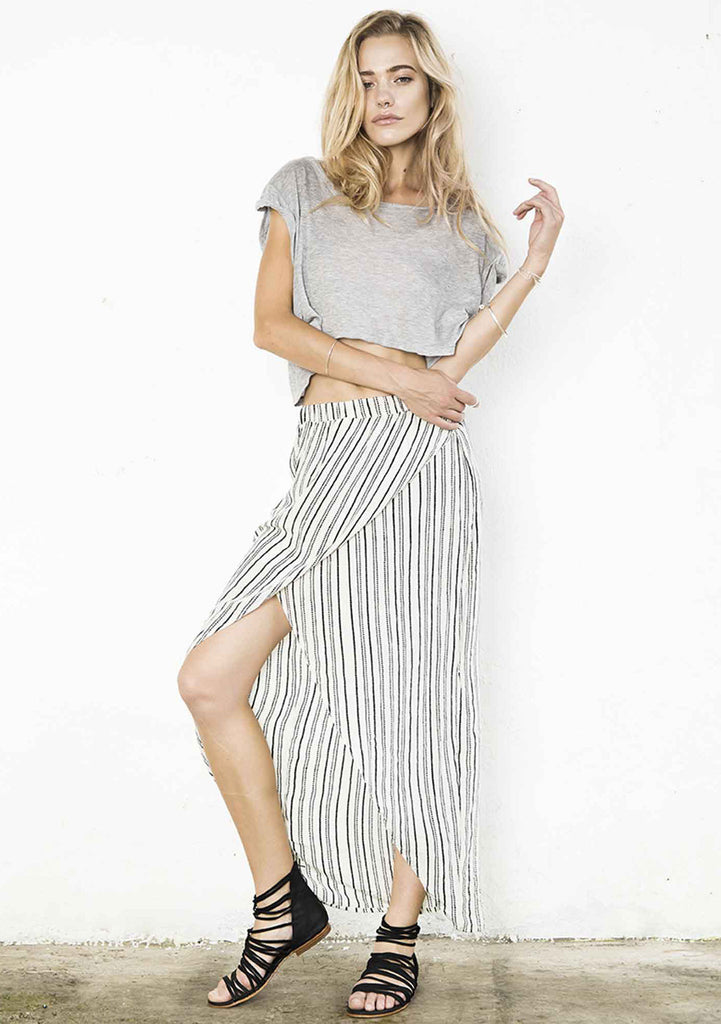 Marho Face the Music Maxi Skirt - Marho the Label - Maxi Skirts - View 1
