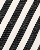 Mayde Reef Towel Black -Turkish Towels - Beach Towel - View 4
