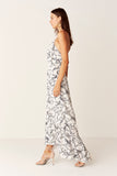 Suboo Verona Halter Maxi Dress Side View
