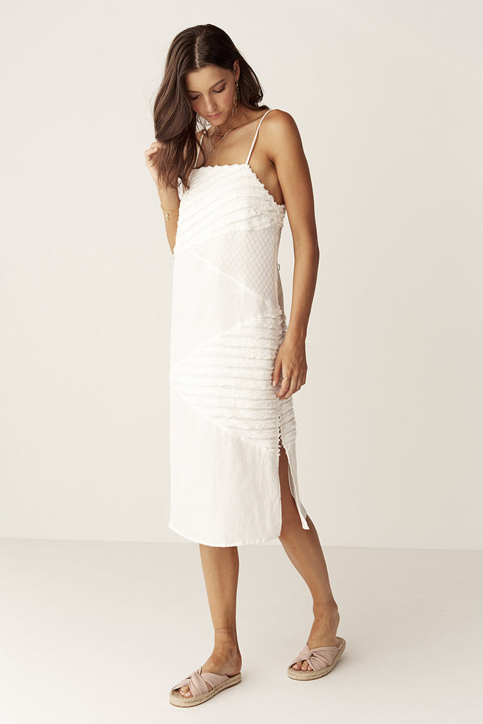 Suboo Serendipity Midi Dress - Side View