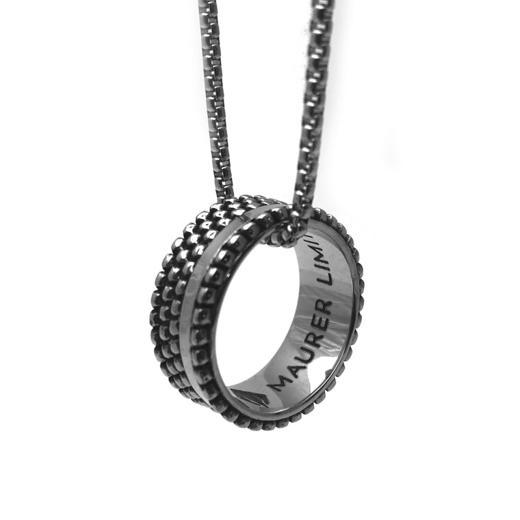 Grit Ring/Necklace