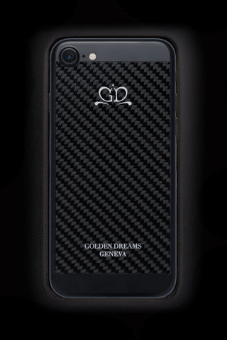 Carbon Black iPhone