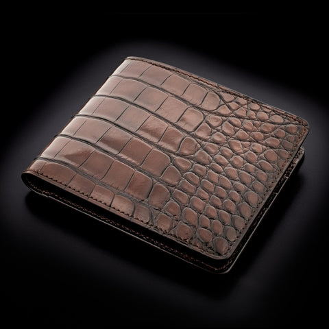 Auré Wallet - Brown