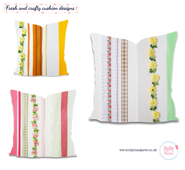Fresh and Crafty Cushion Designs