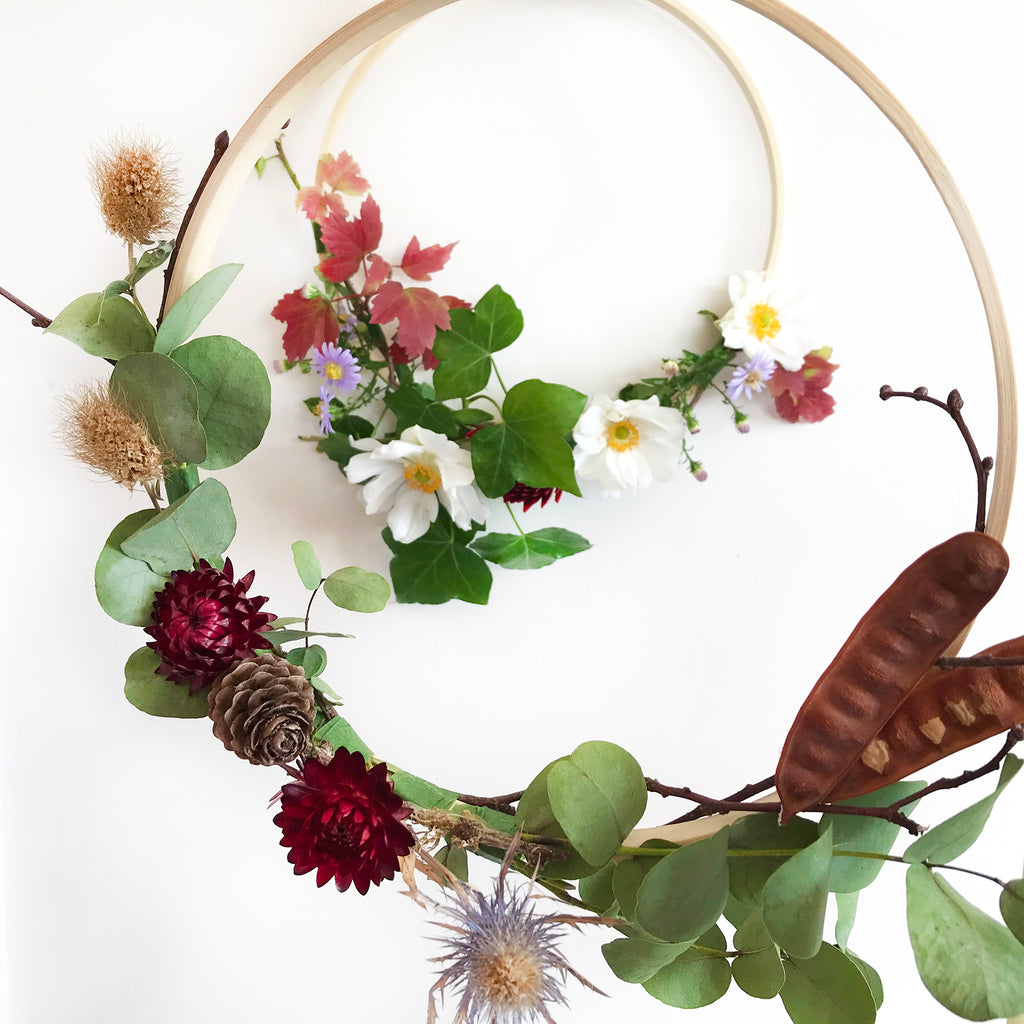 Flower Wreath Inspiration 20% off