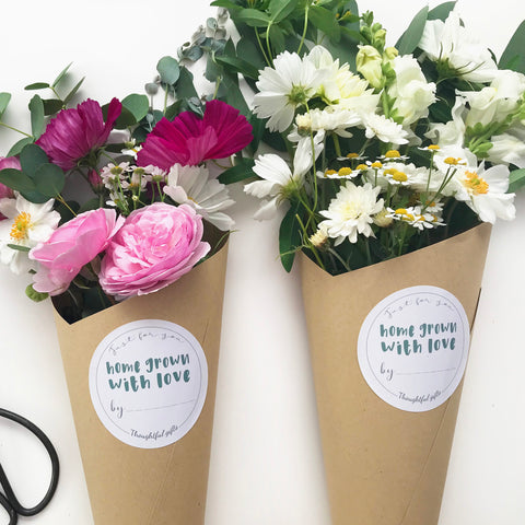 Recycled Flower Wrap Kit