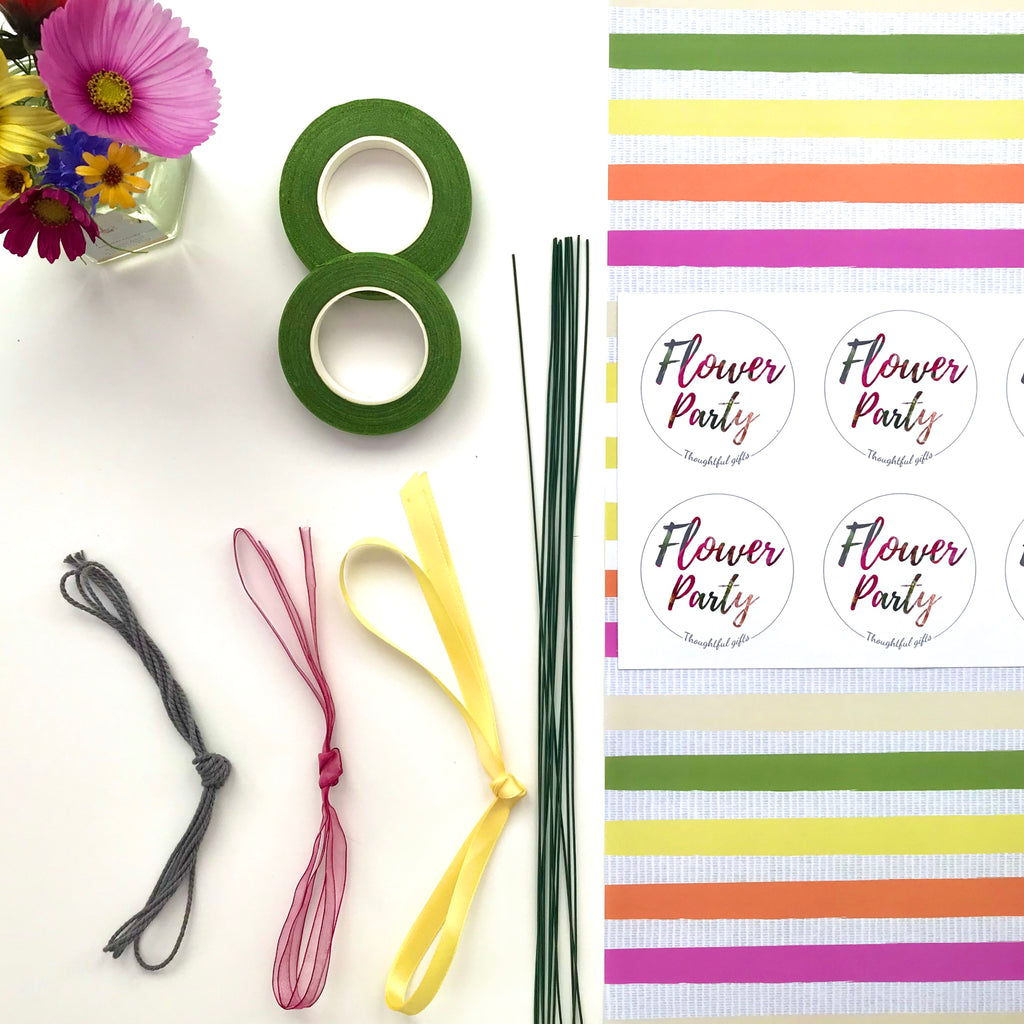 Flower Party DIY Kit UK