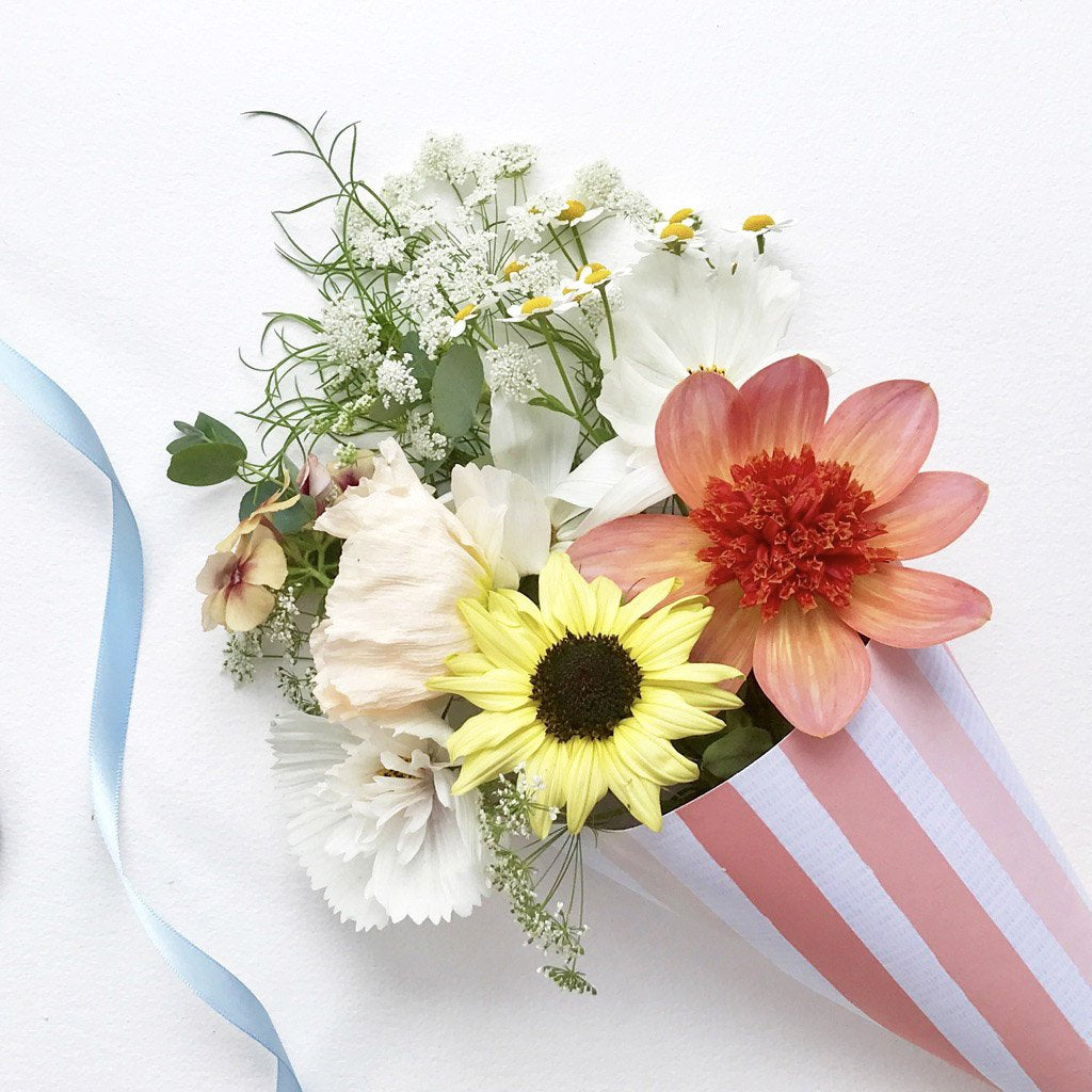 British Flower DIY Bouquet - Hen Party Set