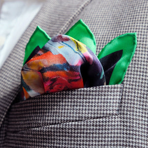 FESTIVAL - Pocket Square Limited Edition