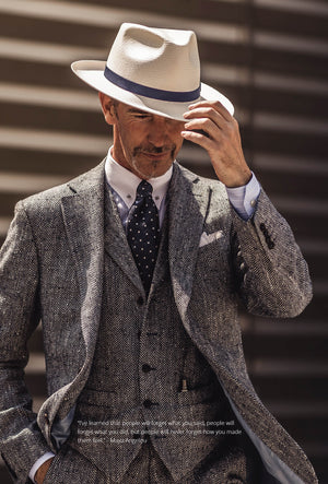 Be A Remarkable Man – The Essence of True Style