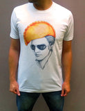 Currypok Punk T-shirt is part of Cerealbox Shop's Currypok Collection designed by Singapore Illustrator Joshua Chiang
