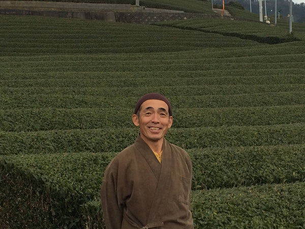 Meet the Tea Farmer: Noriyasu Uejima