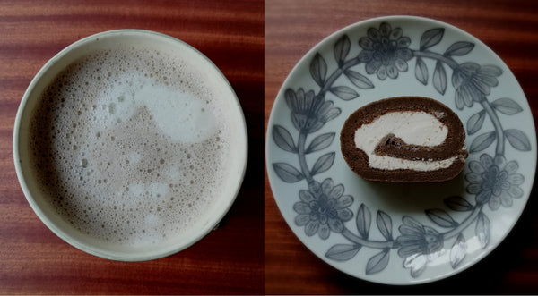How to make the most of Hojicha powder, Hojicha Roll Cake Recipe