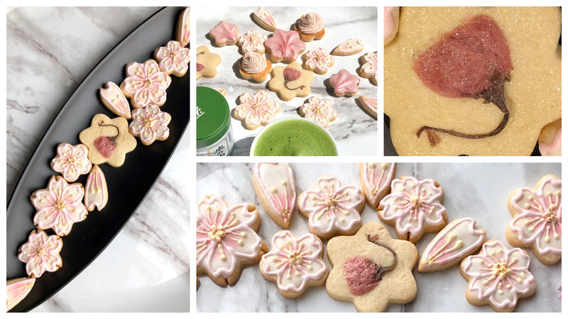 Sakura Sugar Cookie Recipe