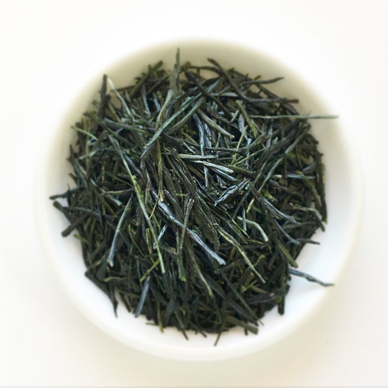 The difference between Gyokuro, Kabusecha, Sencha, and Bancha green teas