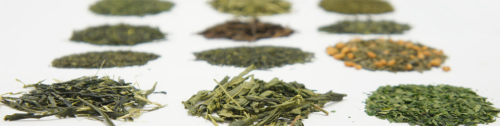 Japanese green tea from Yunomi