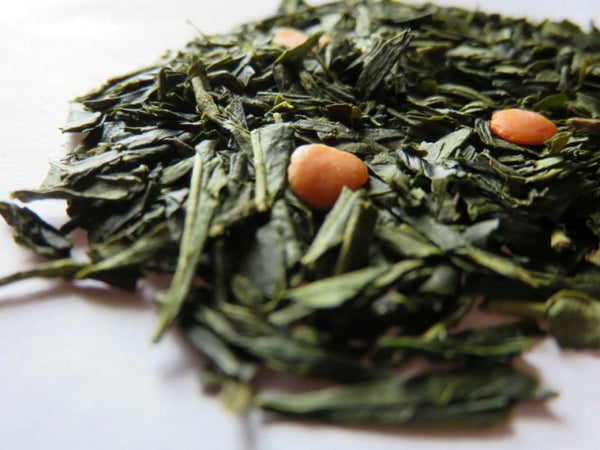 Ocharaka: Melon flavored green tea 40g
