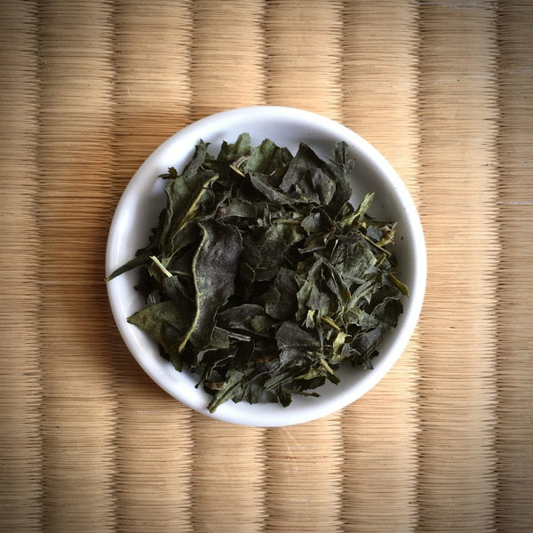 Single Cultivar Tencha Okumidori from Kiroku Tea Garden, Wazuka, Kyoto