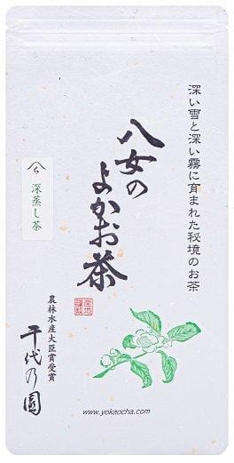 Chiyonoen Tea Garden: Mountain Grown Yame Fukamushicha Green Tea