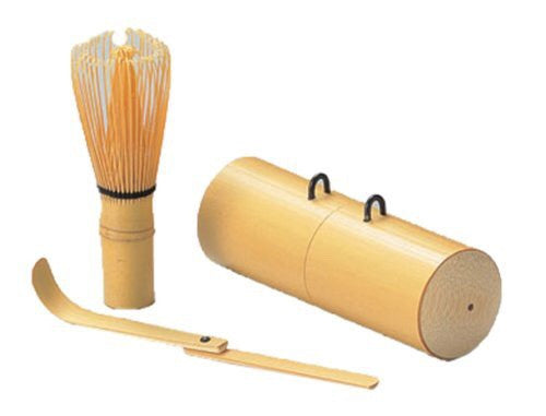 Yunomi: Matcha Bamboo Whisk Traveling Set