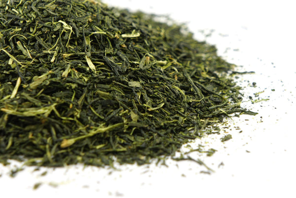 Hachimanjyu: Organic Aracha, Farmer's Green Tea (Unrefined) - 2
