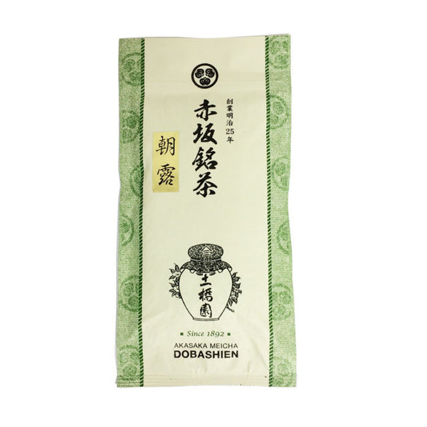 Dobashien No. 16: Single Cultivar Sencha, Asatsuyu