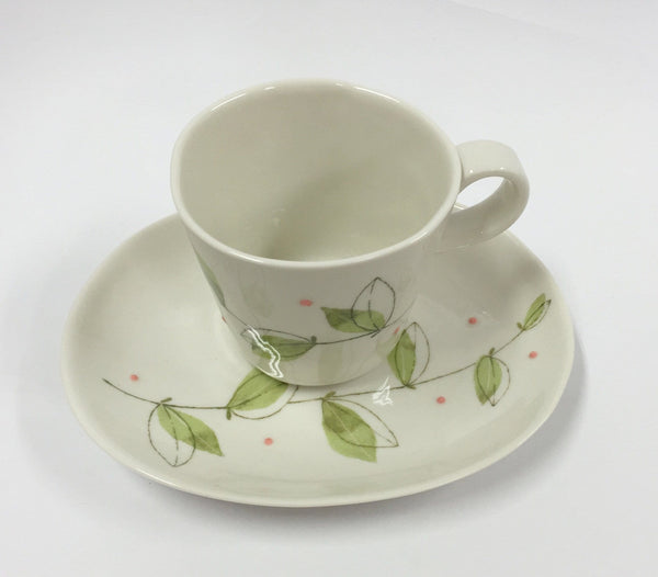 Yamatane sa4331: Minoyaki Cup and Saucer 250ml - 1