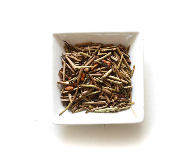 Echigo Bocha, Roasted Stem Tea