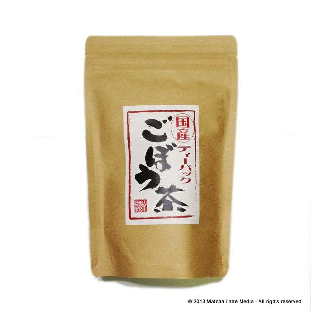 Yamane-en: Burdock Root Tea from Kumamoto (25 tea bags of Goboucha) - 1