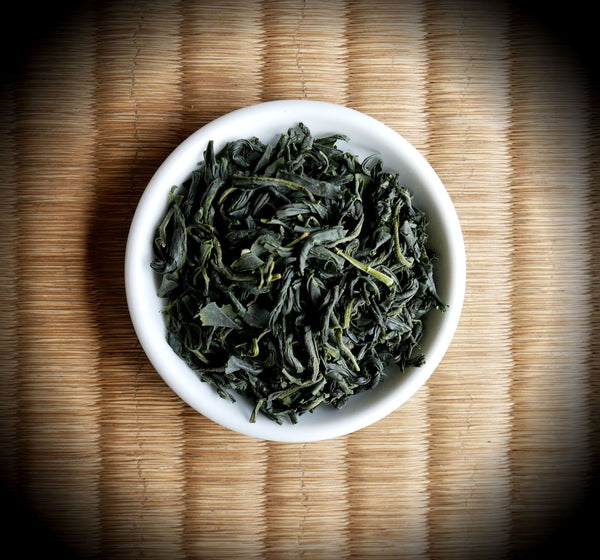 Minekaori Kamairicha Green Tea from Miyazaki, Single Cultivar