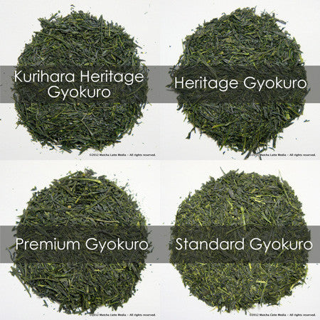 Kurihara Tea #05: Gyokuro & Kabusecha Tea 10g Sampler Set - 1