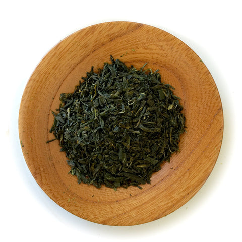 Tarui Family: Organic Sencha Ranryu, The Orchid Dragon - 2