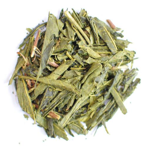 NaturaliTea #11: Autumn Bancha Green Tea - 2