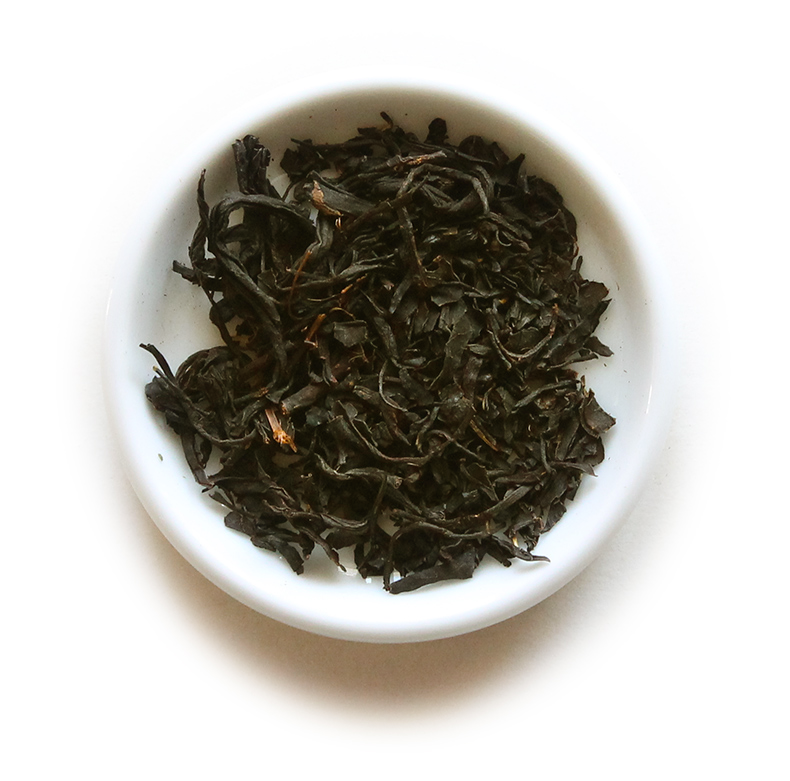 Japanese Black Tea Samidori Cultivar