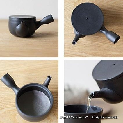 4th-market: Chanoki Kyusu (tea pot) - 1