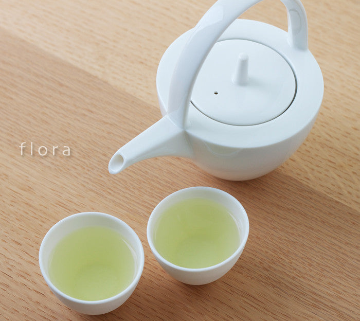 ttyokzk: flora Tea Pot (480 ml) - 1