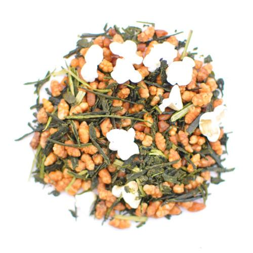 NaturaliTea #06: Genmaicha Brown Rice Green Tea