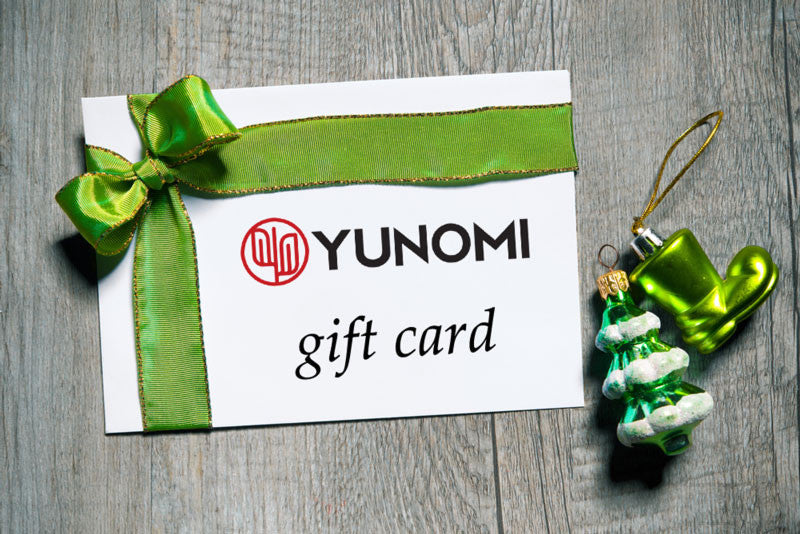Yunomi Gift Cards $10 - $100