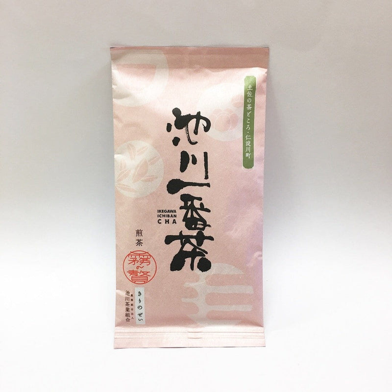 Ikegawa Tea Farm Coop: First Flush Sencha, Kiri no Zei